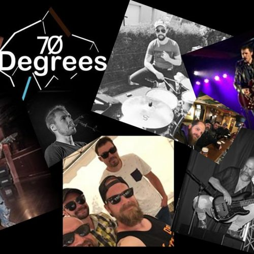le groupe 70 degrees